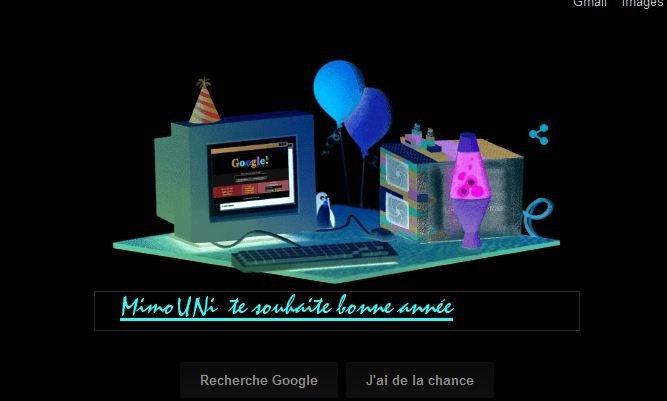 Blad - Google ni Chamkar ni pretre  Blad partenaire celèbre sa 17 eme année Google12