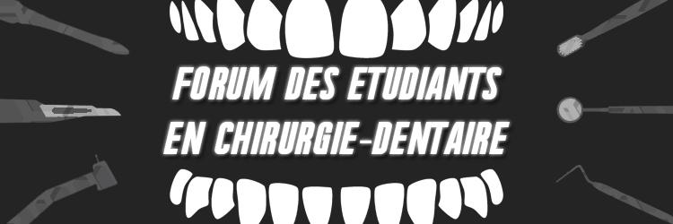 Forum des étudiants en Odontologie de Lille