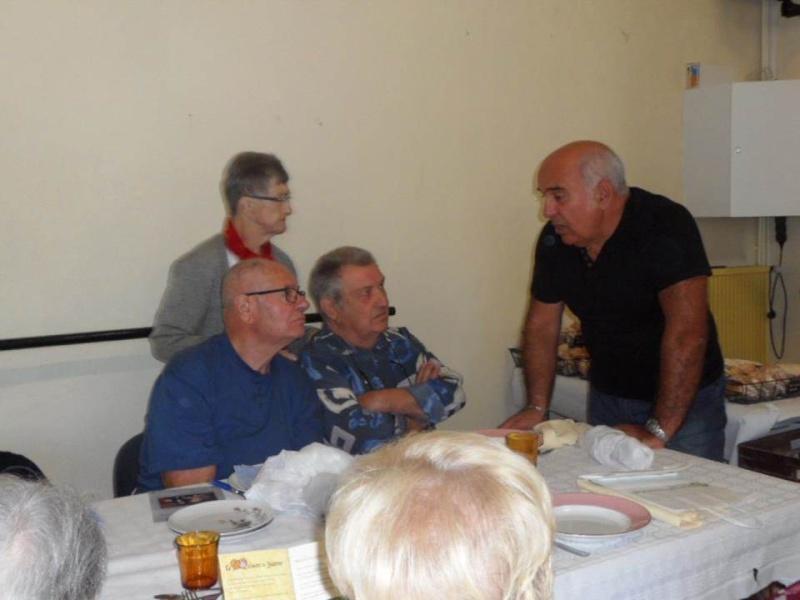 """repas de présentation des """"Charcuteries Brassac Diapos16"""