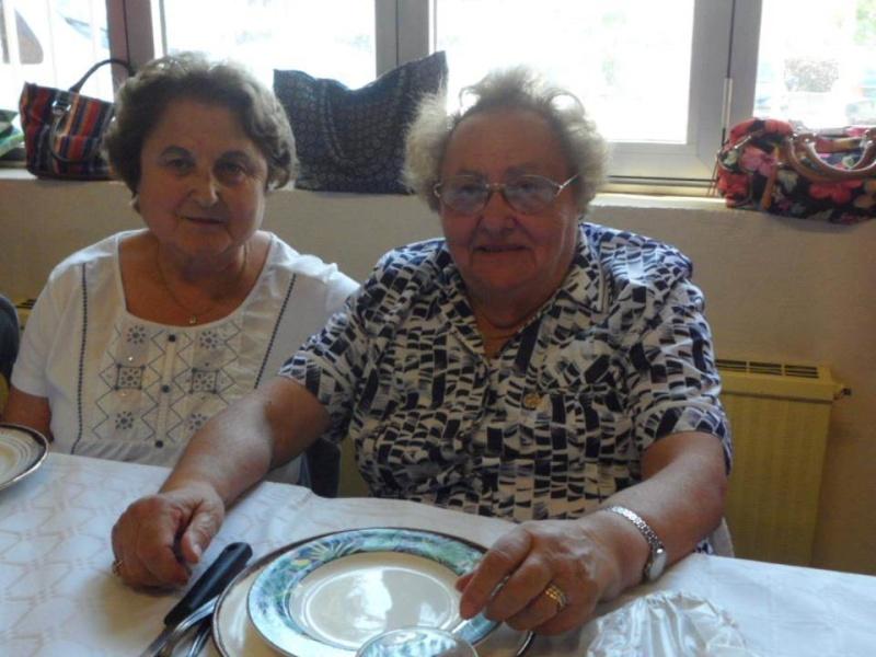 """repas de présentation des """"Charcuteries Brassac Diapos19"""