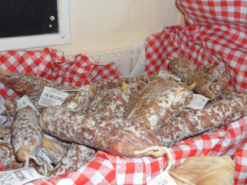 """repas de présentation des """"Charcuteries Brassac Diapos25"""