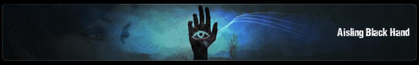 Aisling Black Hand - Yan Musu