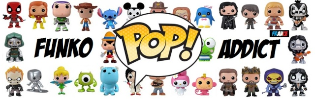 Funko pop addict France Le Forum