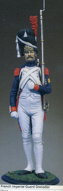 Buste - Grenadier à Pied de la Garde Impériale (Andréa) Grenad10