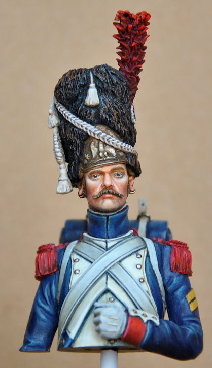 Buste - Grenadier à Pied de la Garde Impériale (Andréa) Grogna10