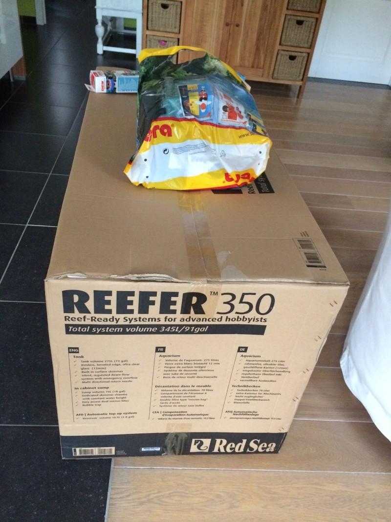 RedSea Reefer 350 Blanc Img_6214