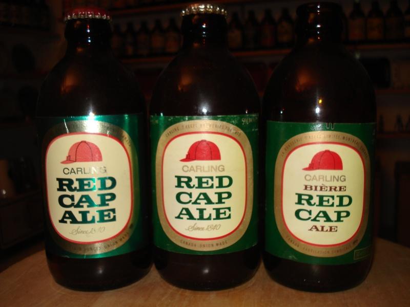 Les différentes Red Cap stubby à travers les décénies 00314