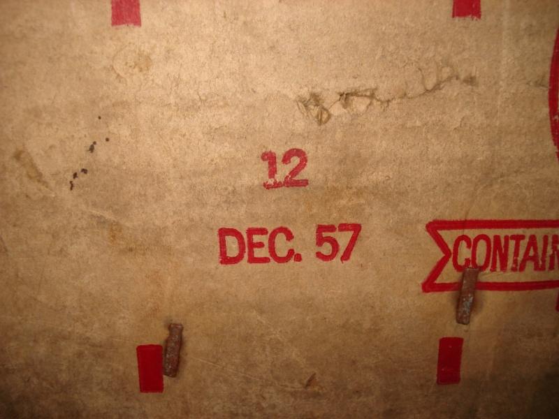boite en carton dow 00412