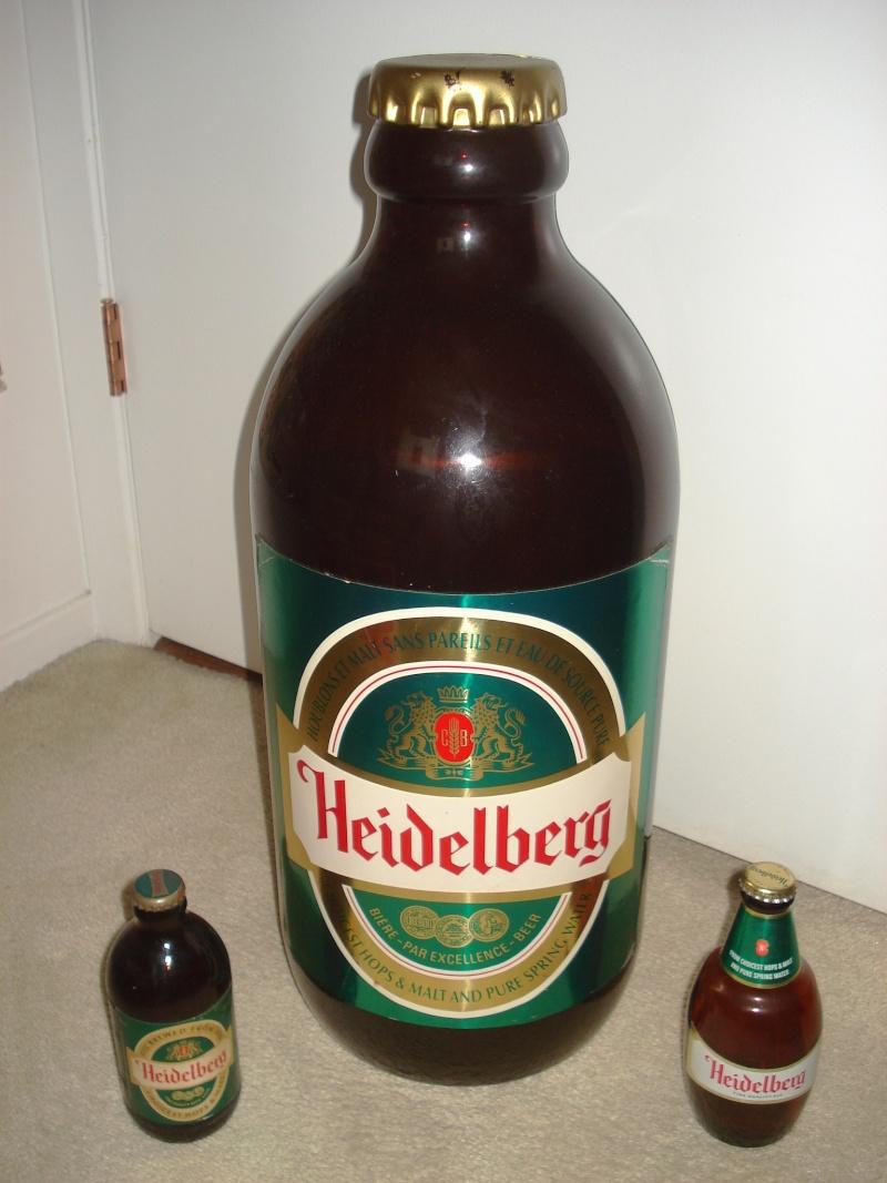 bouteille en forme de baril 00413