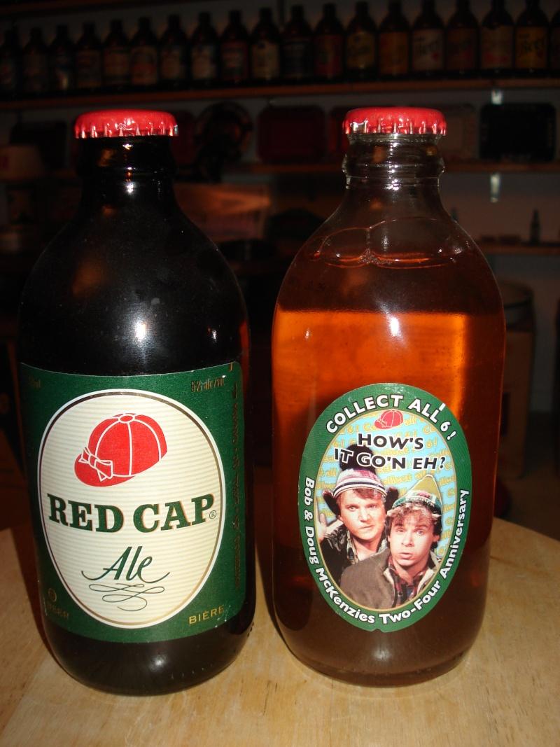 Les différentes Red Cap stubby à travers les décénies 00512