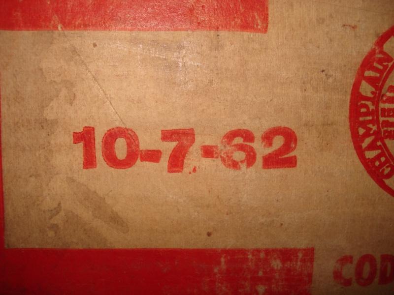 boite en carton dow 00610