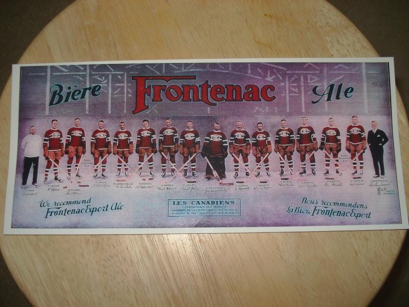 Bière Frontenac 00612