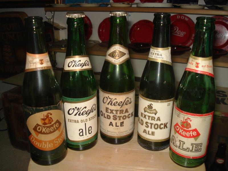 Étiquettes de bières des années 50 00811