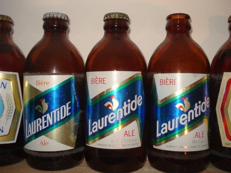 La bière que votre arrière grand-père buvait.  La Molson et autres produits 01714