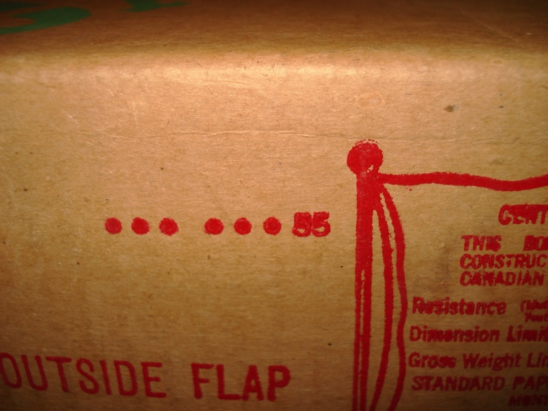 boite en carton dow 01910