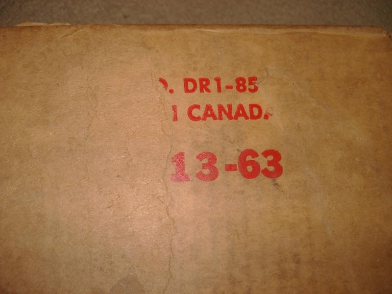 boite en carton dow 02111