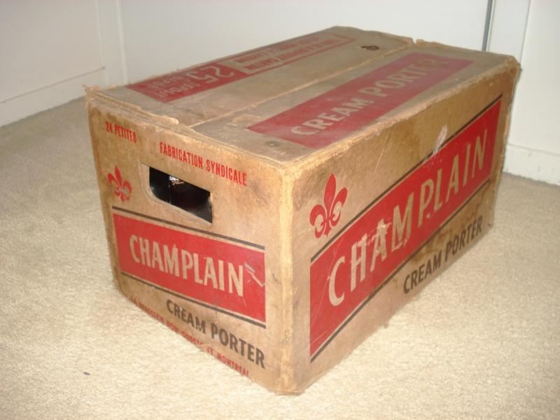 Le Porter Champlain, vrai pain liquide 02317