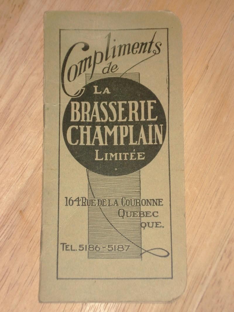 Le Porter Champlain, vrai pain liquide 02716