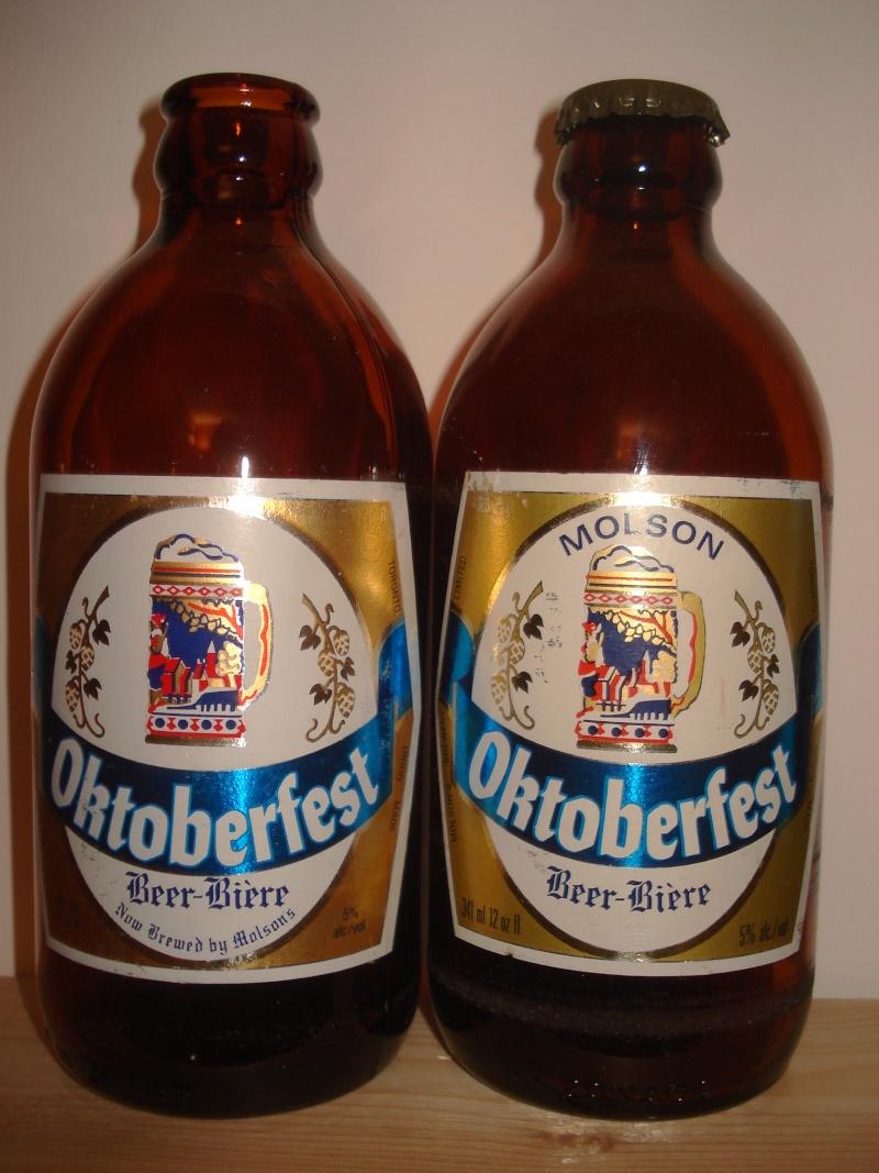 La bière que votre arrière grand-père buvait.  La Molson et autres produits 02913