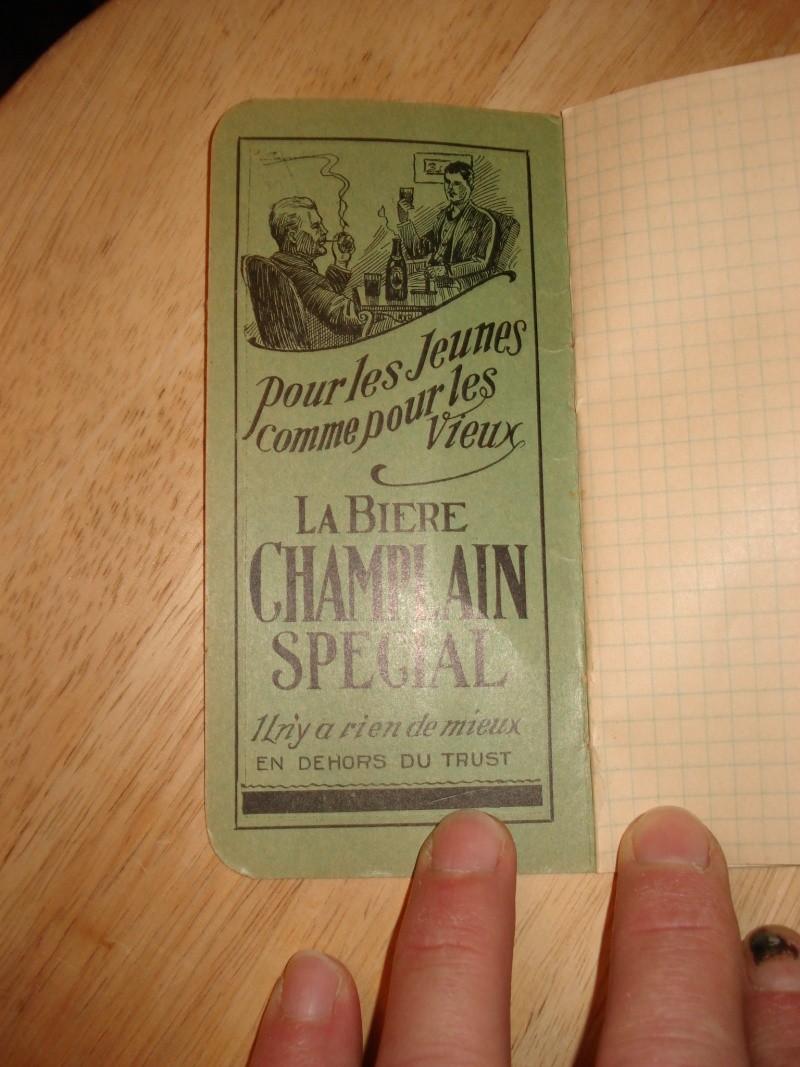 Le Porter Champlain, vrai pain liquide 03116