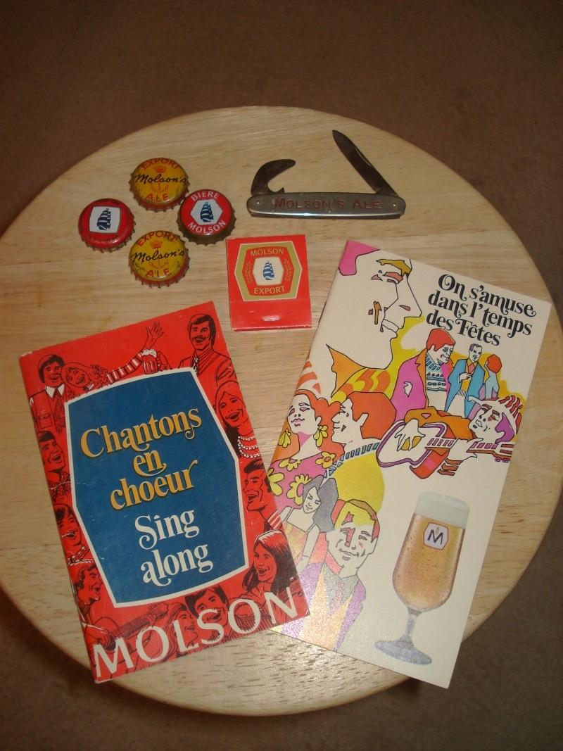 Objets Molson 03211