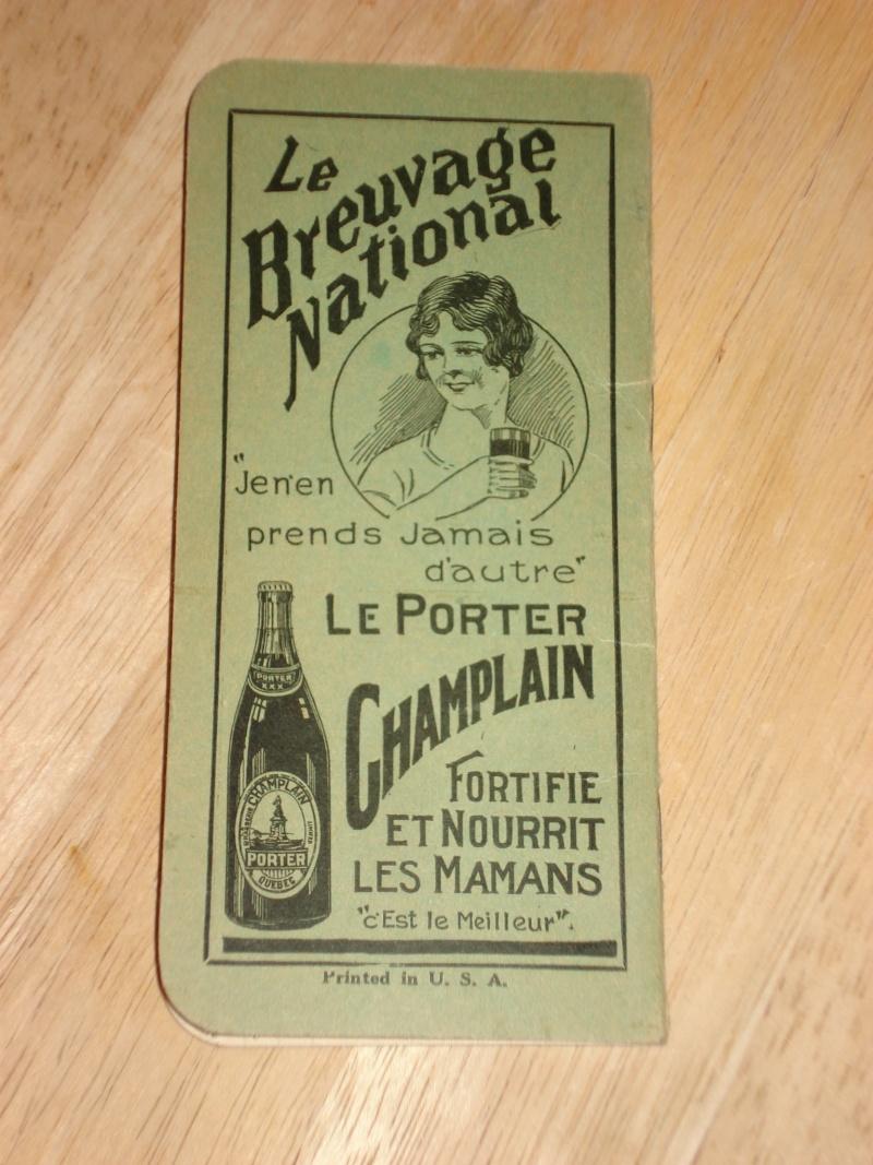Le Porter Champlain, vrai pain liquide 03713