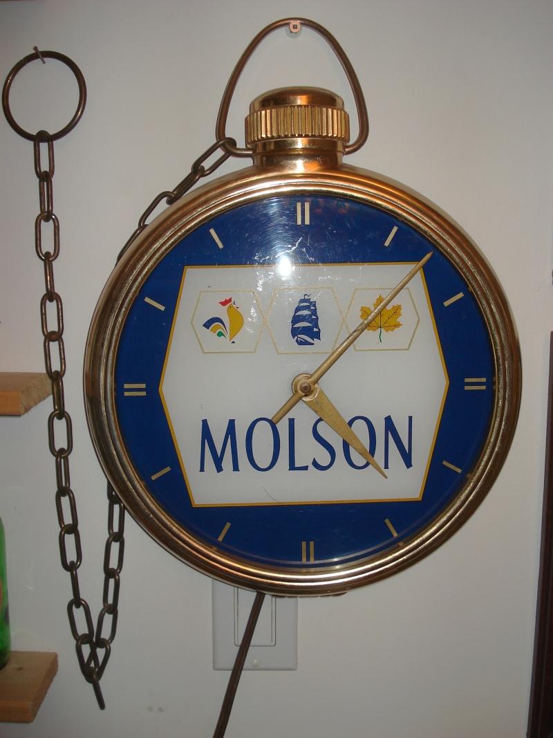 Objets Molson 04211