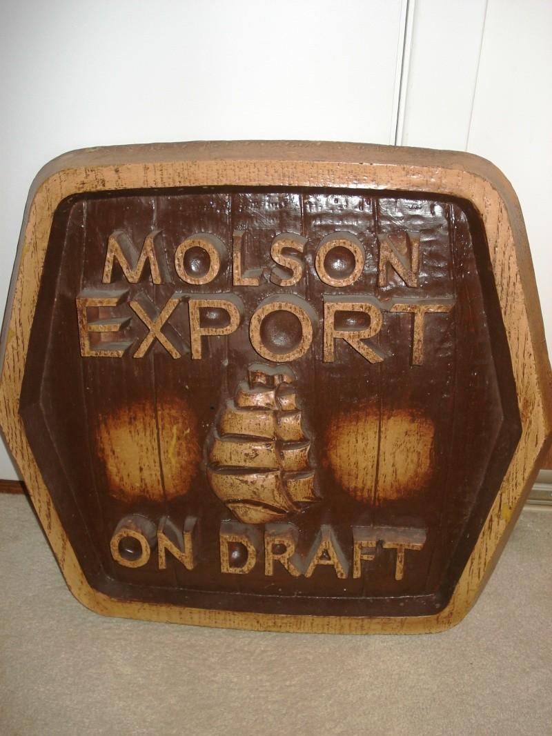 Objets Molson 04310