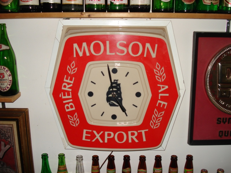 Objets Molson 05313