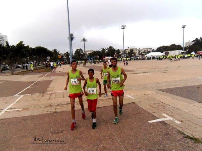Sbac Sidi Bibi Athletic Club rayonne au dela de nos frontières Sbca_310
