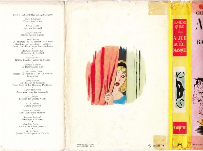 Recherches sur les anciennes éditions d'Alice (Titres 1 à 15) Lettre15