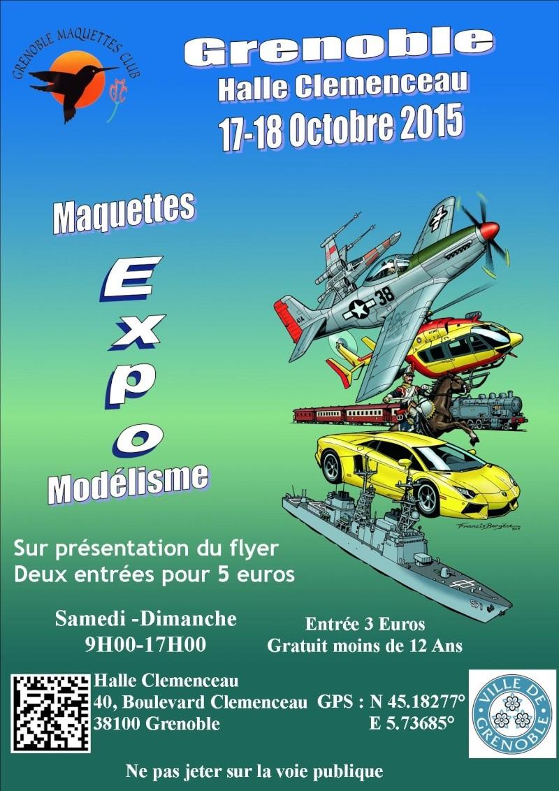 Expositions 2015. Flyere11