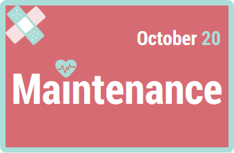 [IMPORTANT] MAINTENANCE Mainte13