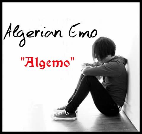 Emo , Gothic in Algeria