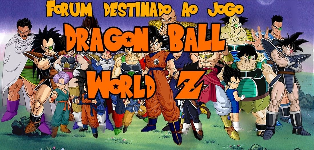 Dragon Ball World Z