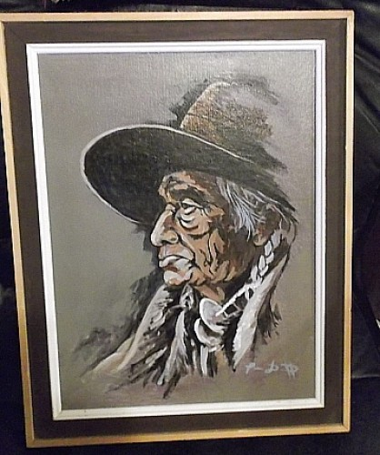 ID native artist signature Waterm83