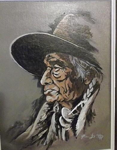 ID native artist signature Waterm84
