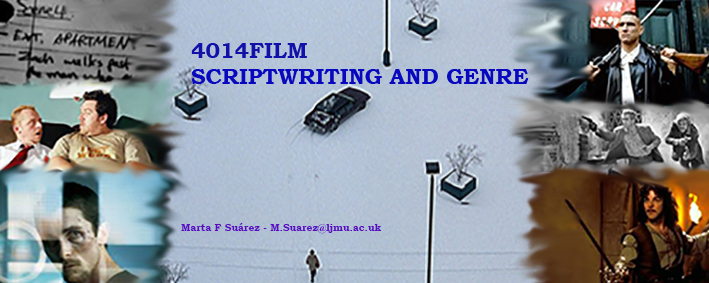 Scriptwriting and Genre LJMU