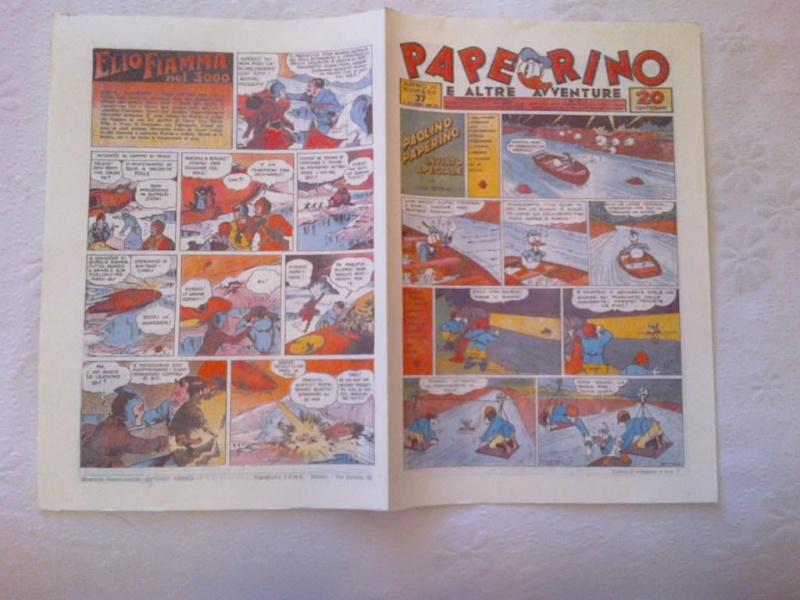 VENDO Mini Lotto Fumetti Topolino Walt Disney Paperino Giornale anni `70 Nc_37_10