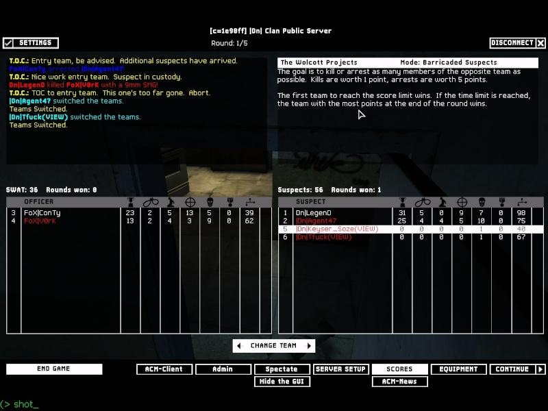 Dn vs FOX (2v2) WIN Shot0015