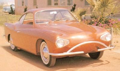 Une Karmann ELECTRIQUE!!!Concept Car de Charles Townabout 1959-c10