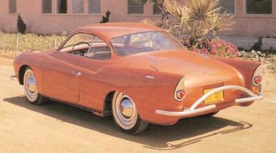 Une Karmann ELECTRIQUE!!!Concept Car de Charles Townabout 1959-c11