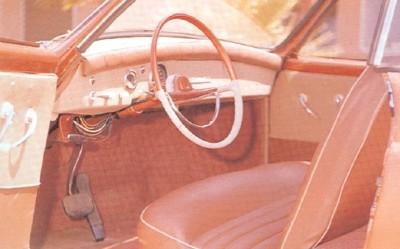 Une Karmann ELECTRIQUE!!!Concept Car de Charles Townabout 1959-c12