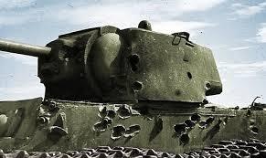 KV-2 soviet heavy tank Tylych11