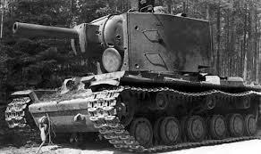KV-2 soviet heavy tank Tylych12
