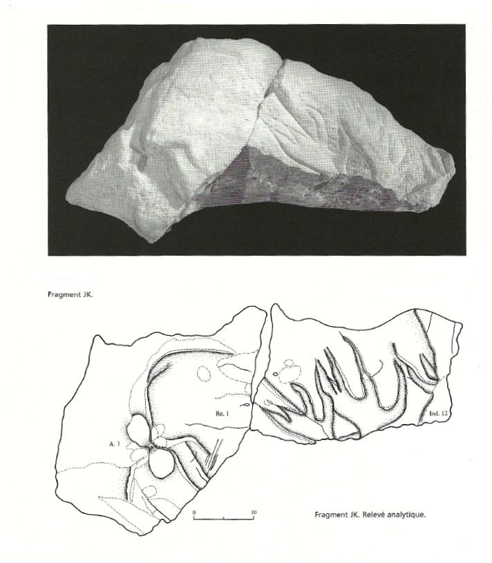 ___ Description des Blocs sculptés. Jk10
