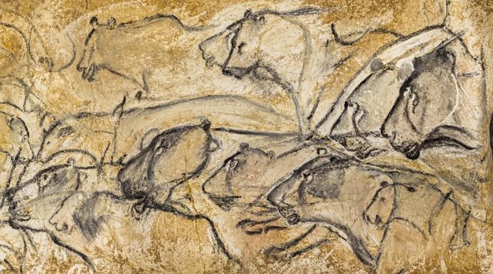 Les supports de l'expression artistique paléolithique. Pannea10