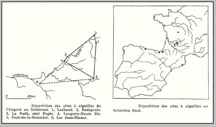 APPARITION DE L'AIGUILLE À CHAS AU SOLUTRÉEN. Solutr10