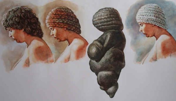 Les preuves de l'existence des vêtements. Venus-10