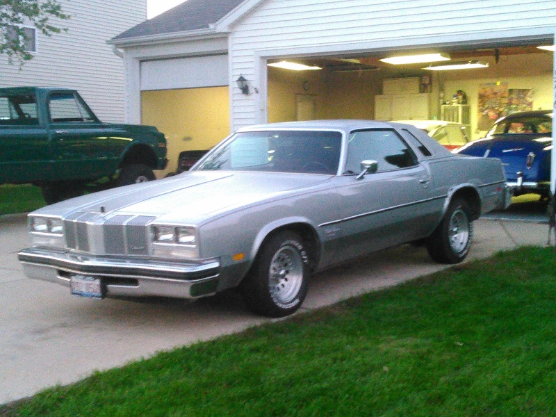 '76 Cutlass Brougham top removal New_cu10